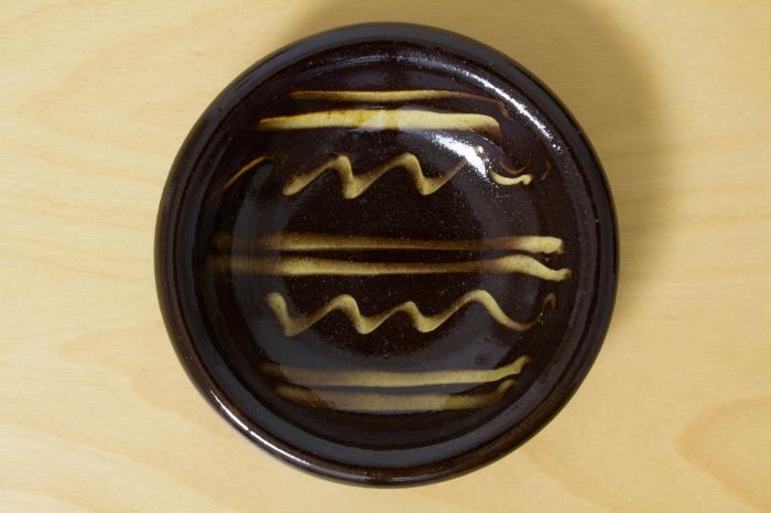 湯町窯|茶小皿