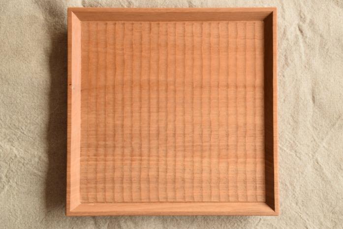 Semi-Aco 加賀雅之|7寸皿(オニグルミ)
