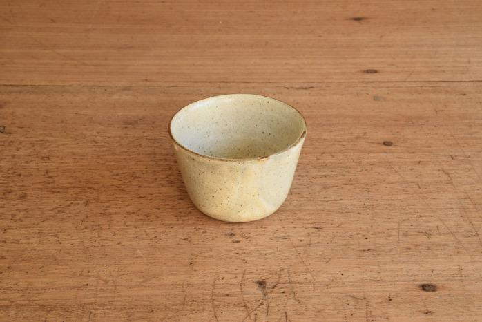 中村恵子|粉引バスクカップ