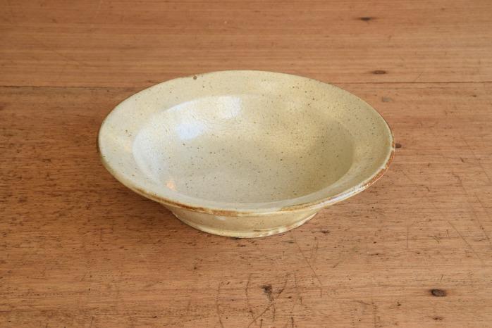 中村恵子|粉引スープ鉢