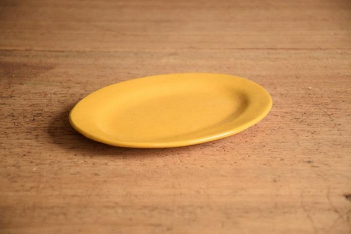 矢口桂司|黄オーバルプレートS