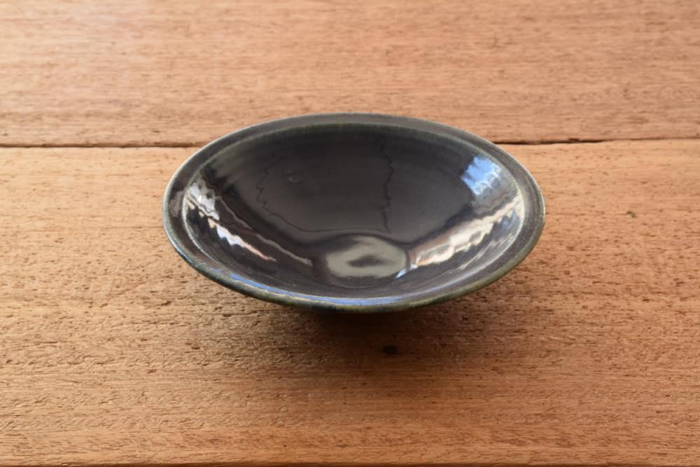 中村恵子|インディゴリム鉢(中)