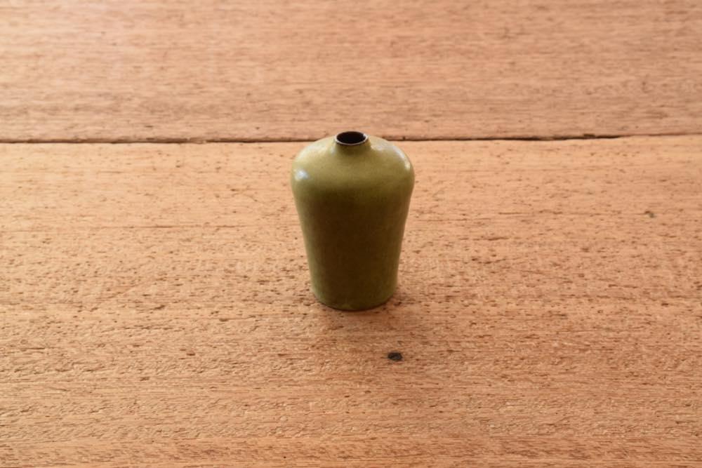 中村恵子|深緑一輪挿し