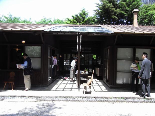 理想の家 高崎哲学堂
