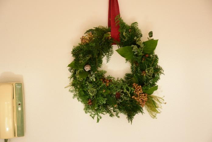 そろそろクリスマスの気分です。