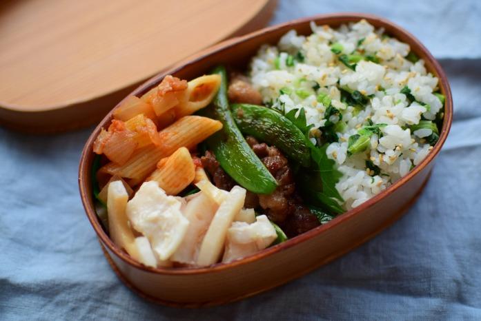 そうこのお弁当:12月17日(木)|冷蔵庫ののこりものと常備菜で簡単に