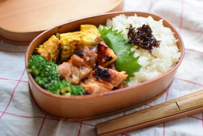 そうこのお弁当:12月21日(月)|鶏肉の西京漬け弁当