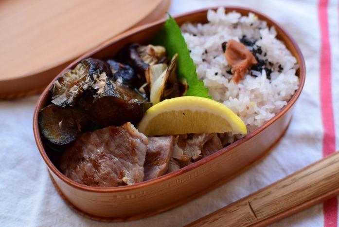 そうこのお弁当:1月21日(木)|塩豚グリル弁当