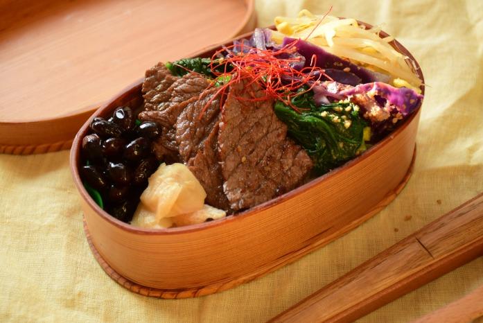 そうこのお弁当:3月4日(金)|ビビンバ弁当