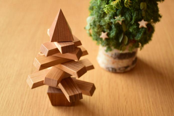 新商品UP(Semi-Aco 加賀雅之さんの木のツリー)