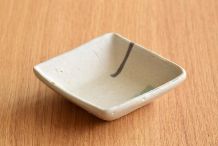 沖澤 真紀子|角豆皿(フレーム)