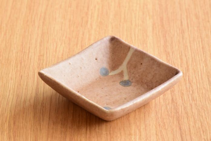 沖澤 真紀子|角豆皿(木の実)