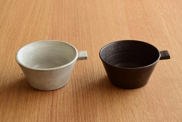戸塚佳奈|黒片手鉢(小) 色違い
