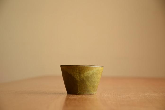 中村恵子|深緑そばちょこ 水平