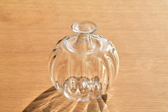 沖澤 康平|花器 正面 展示用に作っていただいた作品となります。