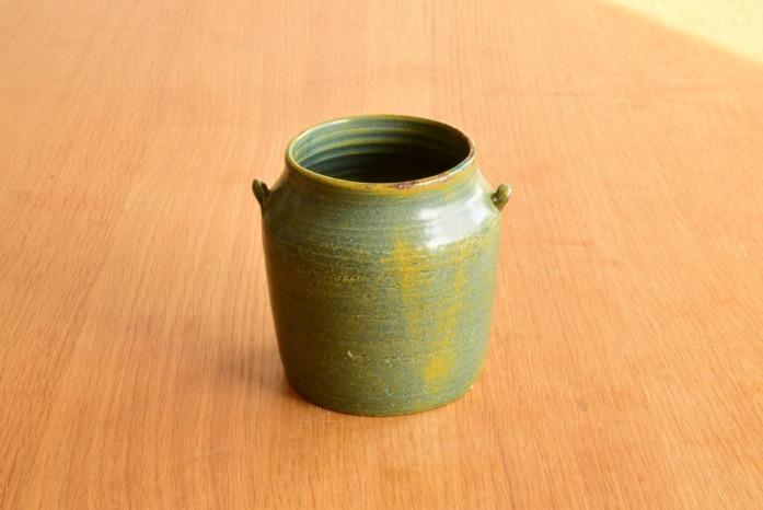 沖澤 真紀子|花器(大) 二人展の際の作品となります。
