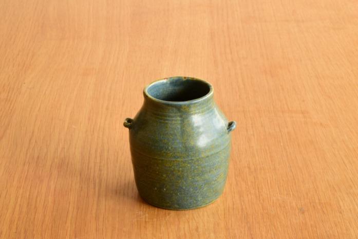 沖澤 真紀子|花器(小)A  二人展の際の作品となります。