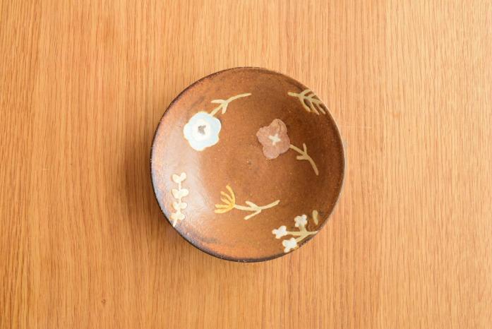沖澤 真紀子|茶Rondoボウル(S) 二人展の際の作品となります。