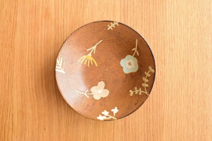 沖澤 真紀子|茶Rondoボウル(M) 二人展の際の作品となります。