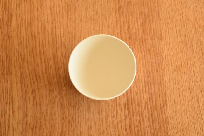 照井壮|ダイヤ紋ボウル鉢(小) 俯瞰・表
