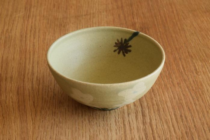 沖澤 真紀子|グリーンHana茶碗