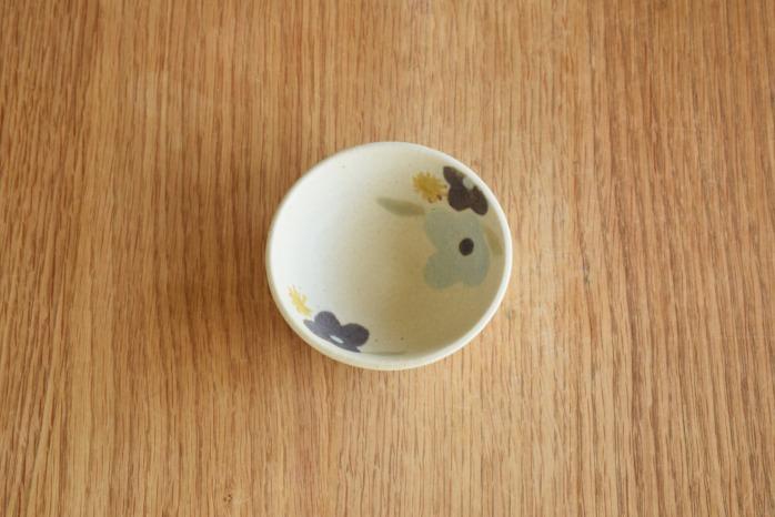 沖澤 真紀子|ホワイト豆鉢