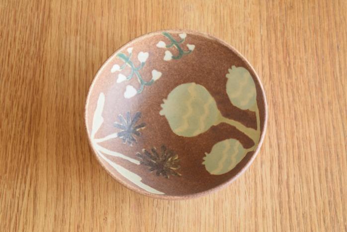 沖澤 真紀子|ピンクHana Bowl(S) B