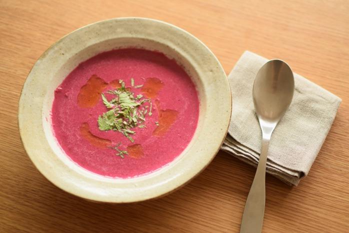 中村恵子|粉引スープ鉢 楕円のうつわはとても重宝