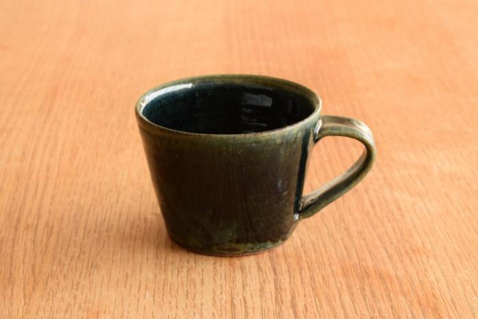 中村恵子|インディゴマグカップ(小) 定番のマグカップに続き、人気の小さいサイズです!