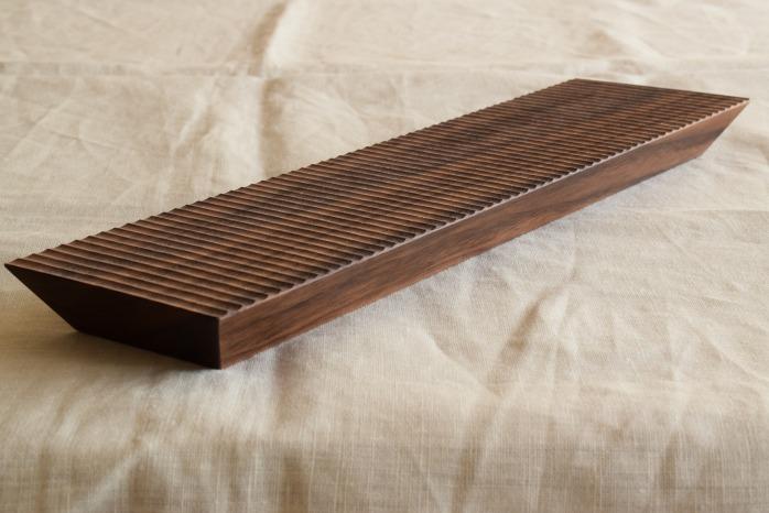 Semi-Aco 加賀雅之|bar plate 正面 新作は、大人っぽいおしゃれなうつわ
