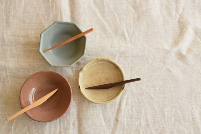 Semi-Aco 加賀雅之|菓子切(ウォールナット) 水平 表