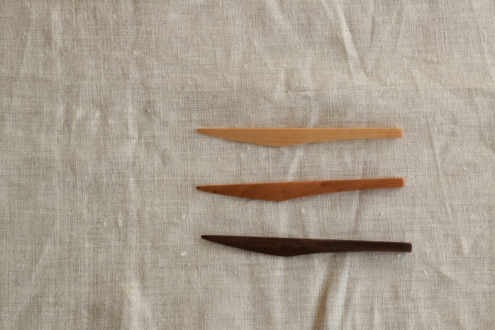 Semi-Aco 加賀雅之|菓子切(メイプル) 俯瞰・表