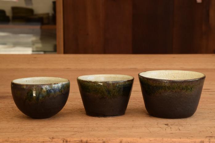 中村恵子|黒バスクカップ  俯瞰・裏