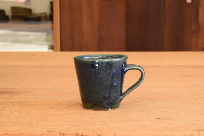 中村恵子|インディゴマグカップ 水平