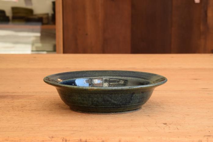 中村恵子|インディゴスープ鉢 水平