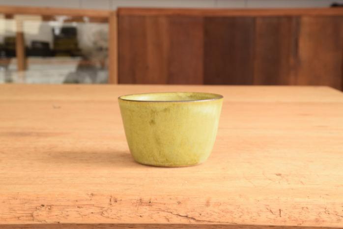 中村恵子|深緑バスクカップ 水平
